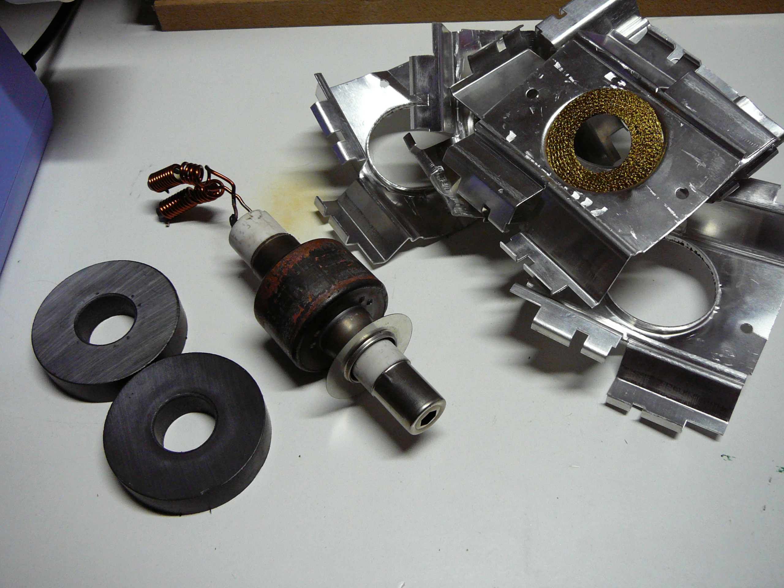 Picture of Parts, Components and Plans...