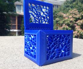Customizable 3D Printable Boxes