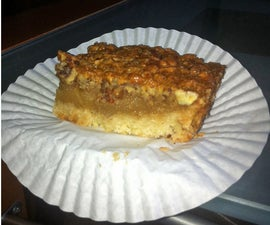 The best Pecan Bars you will ever eat