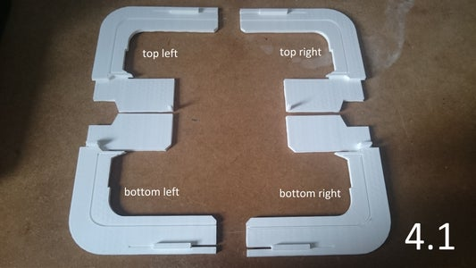 Assembly: Glued Parts