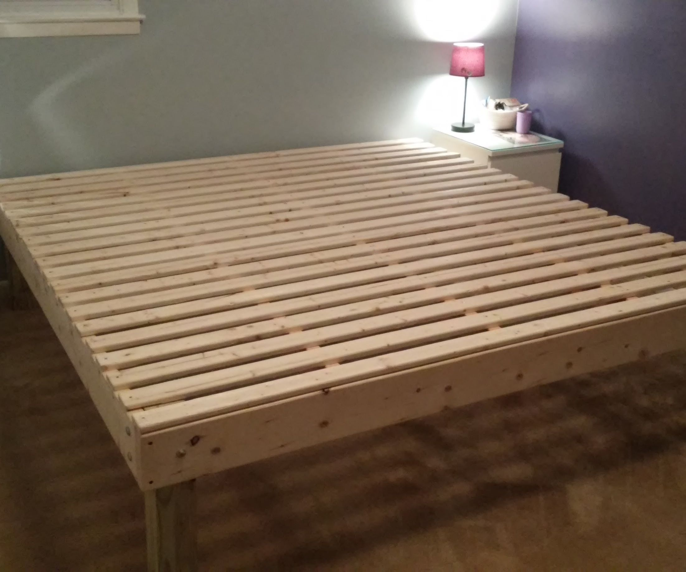 hot sales 0fa47 24f22 Foam Mattress Bed Frame for Under $100: 9 Steps (with Pictures)