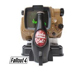 Fallout 4: Nuka Cola Rocket Bottle Prop!