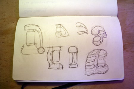 Sketches, Prototyping, and Modeling