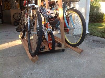 Lower Bike Stand