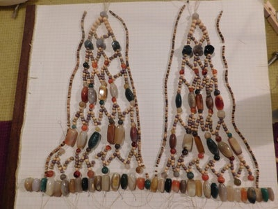 Addition of Stone Beads