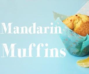 How to Make Mandarin Orange Muffins