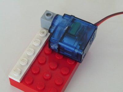 Adding the Lego Parts