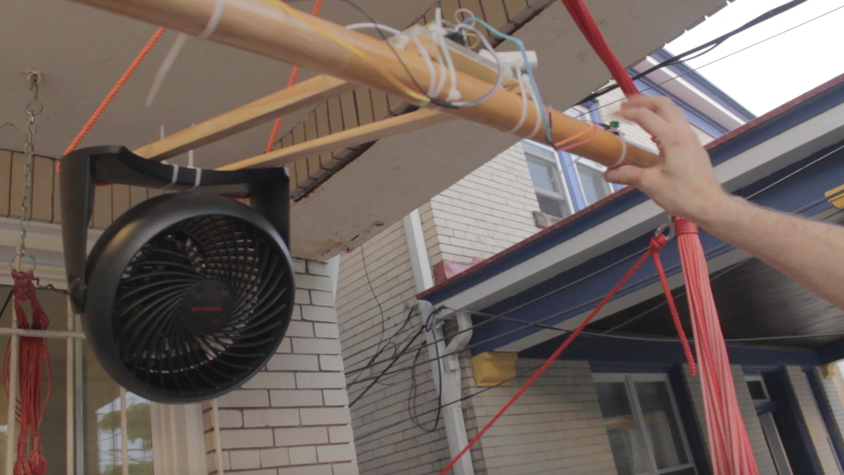 Picture of Attach the Fan.