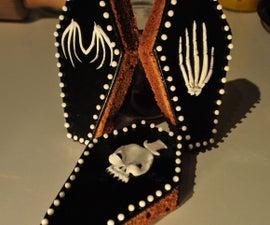 Chocolate coffins