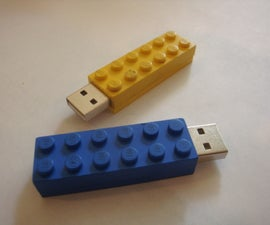 DIY Lego USB