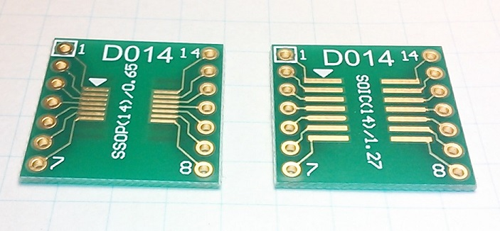 Picture of Soldering SMD on Something