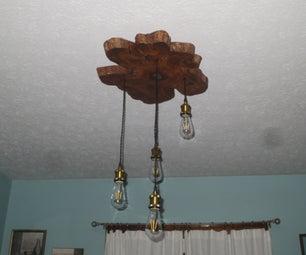 Cypress Ceiling Light