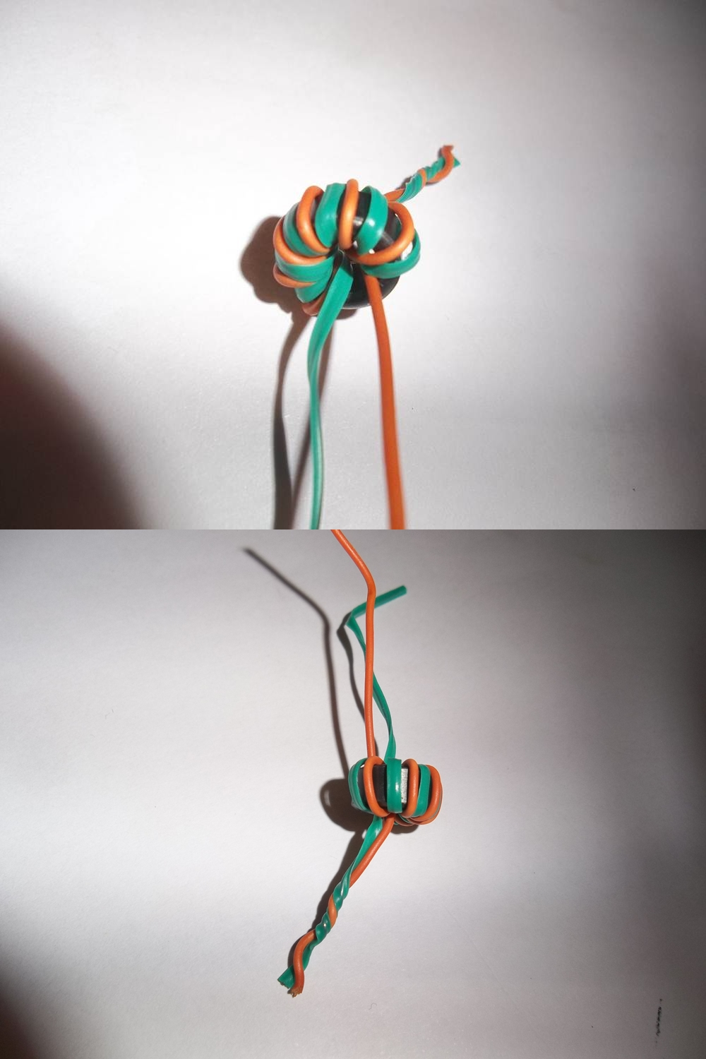 Picture of Wiring the Toroid