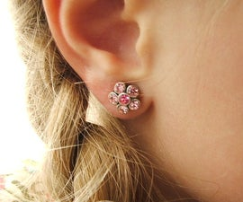 no need to pierce your ears earrings - Etsy Sew Useful Contest