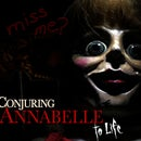 Conjuring Annabelle Costume! HALLOWEEN UPDATE!