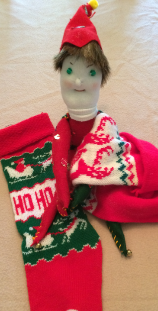 Picture of Make a Christmas Elf