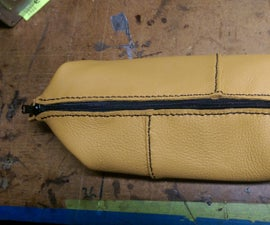 Leather Toiletries Kit