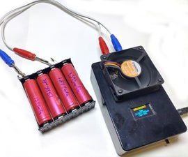 Yet Another Battery Capacity Tester