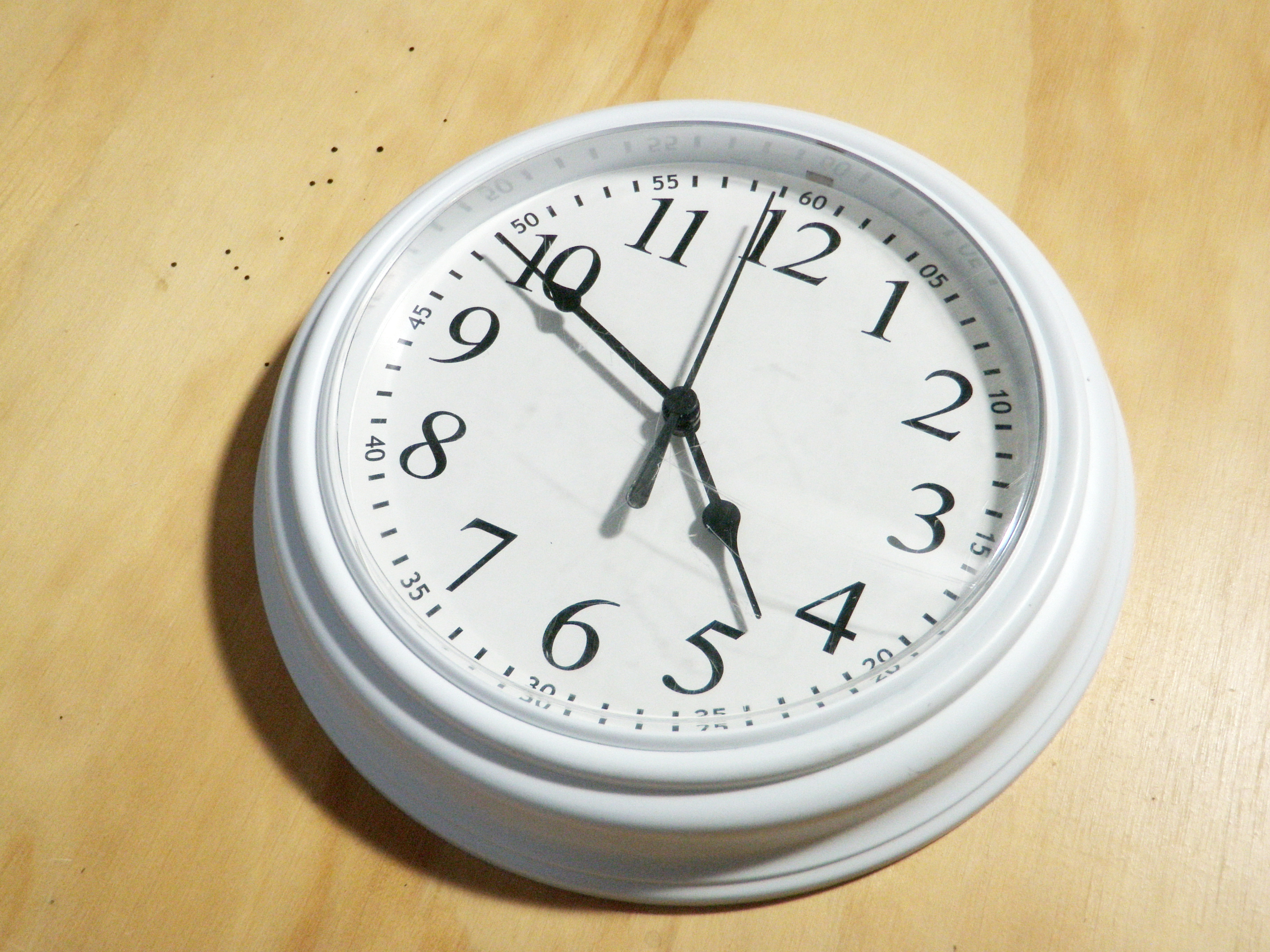 Picture of Reassemble the Clock