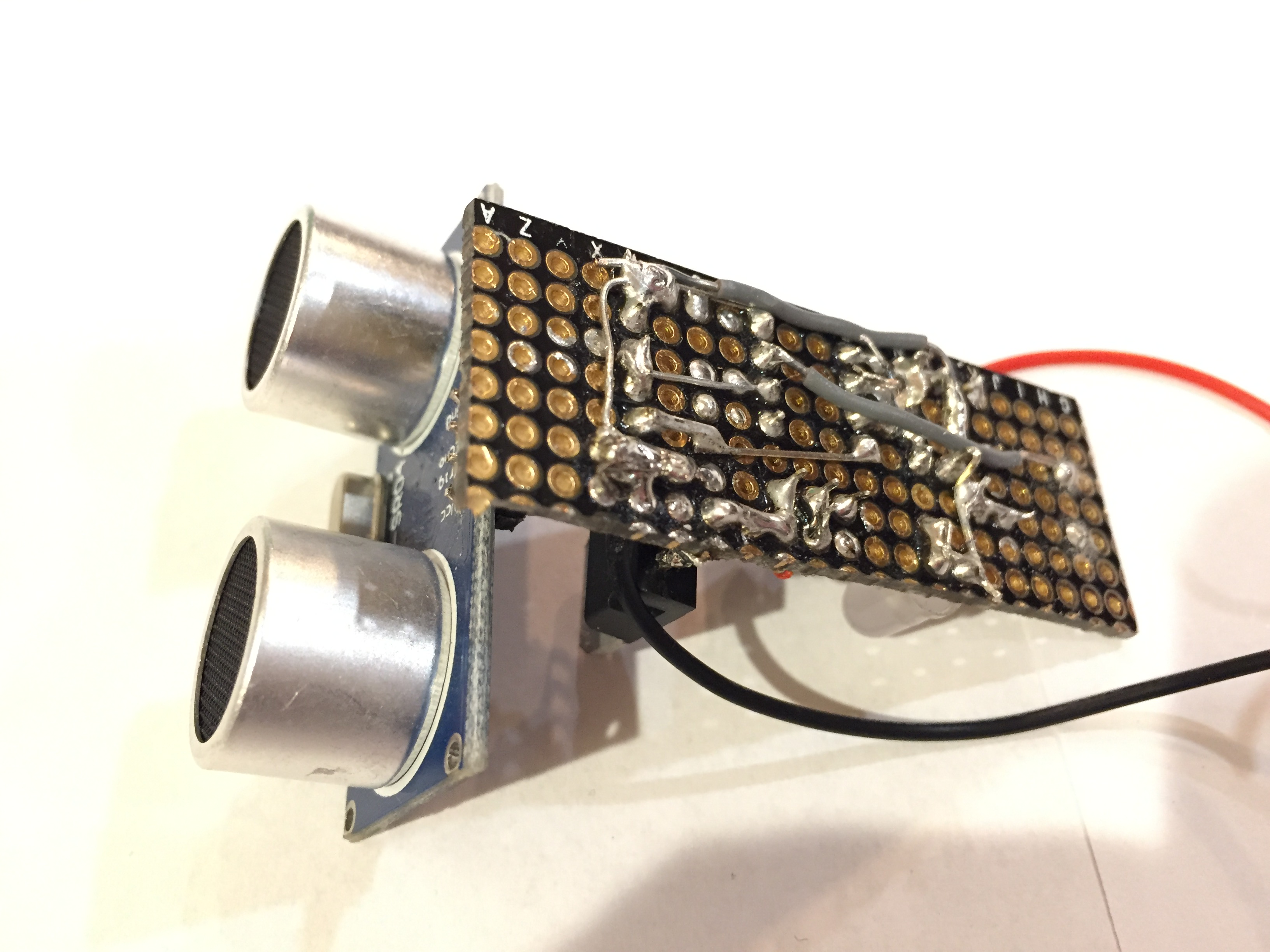 Picture of Attiny85 Distance Finder