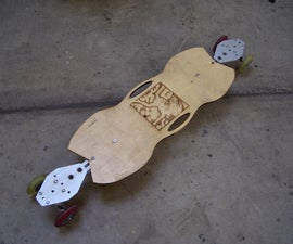 tow in skateboard..