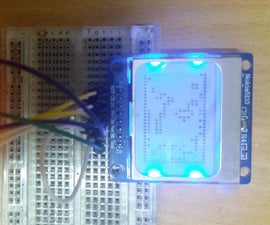 Game of Life on Nokia 5110 LCD