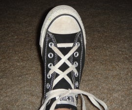 Double X Lacing