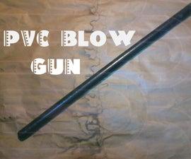 PVC Blow Gun