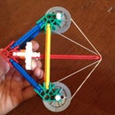 Very Powerful Mini Knex Bow A.K.A. Spy-Shooter