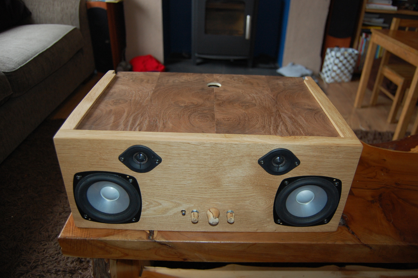 Picture of Wooden Pifi