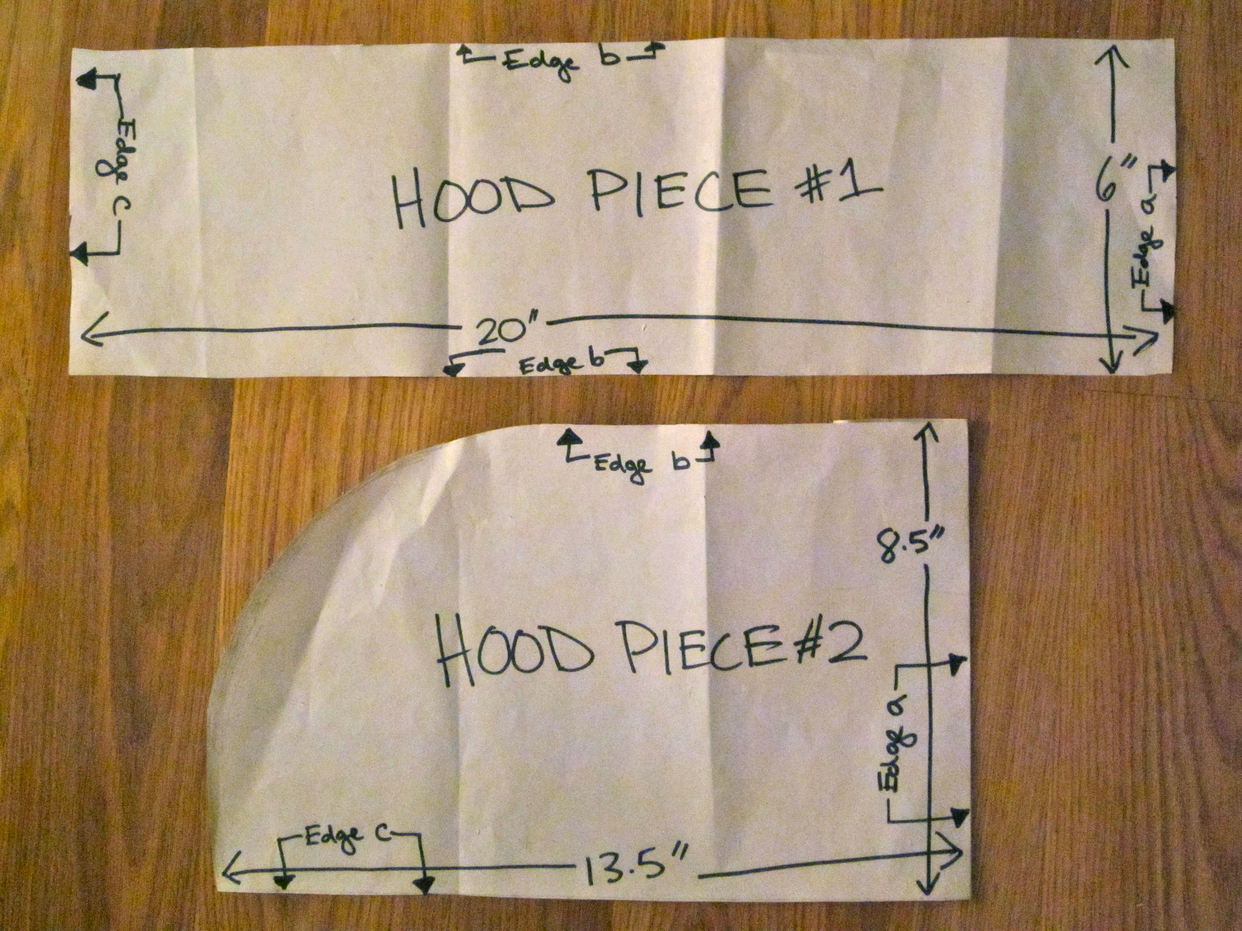 Picture of Make the Hood