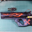 DIY Full Auto Airsoft Rifle