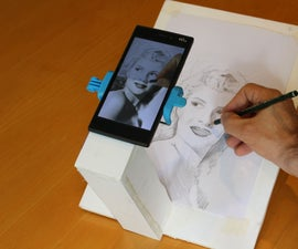 Augmented Reality Sketchpad