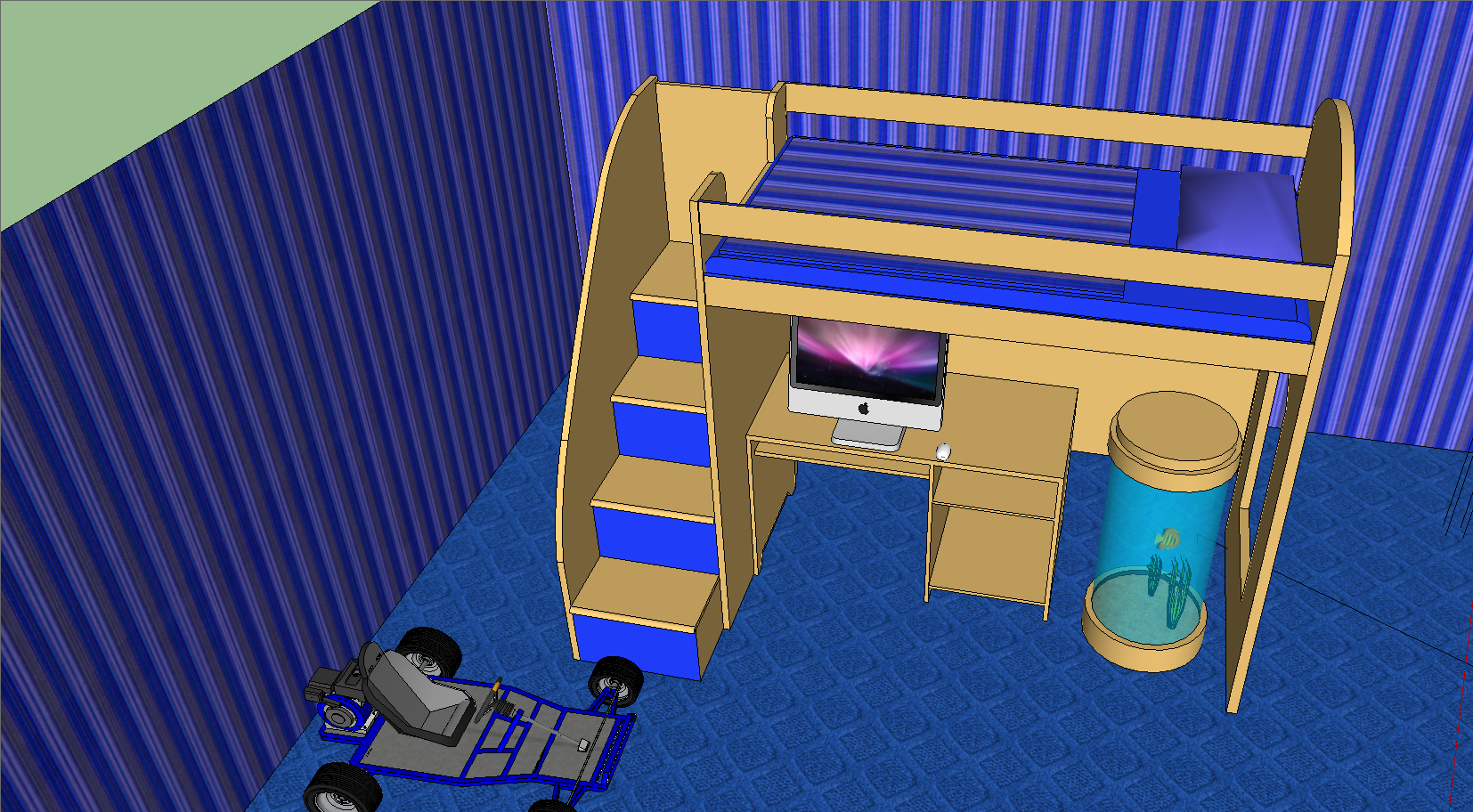 Picture of Loft Bed