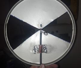 Cookie Tin HD TV Antenna