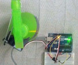Heat Sensing Sprayer