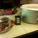 Cell Phone Controlled Crock Pot
