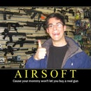 A comprehensive airsoft guide: Beginner/ entry level.