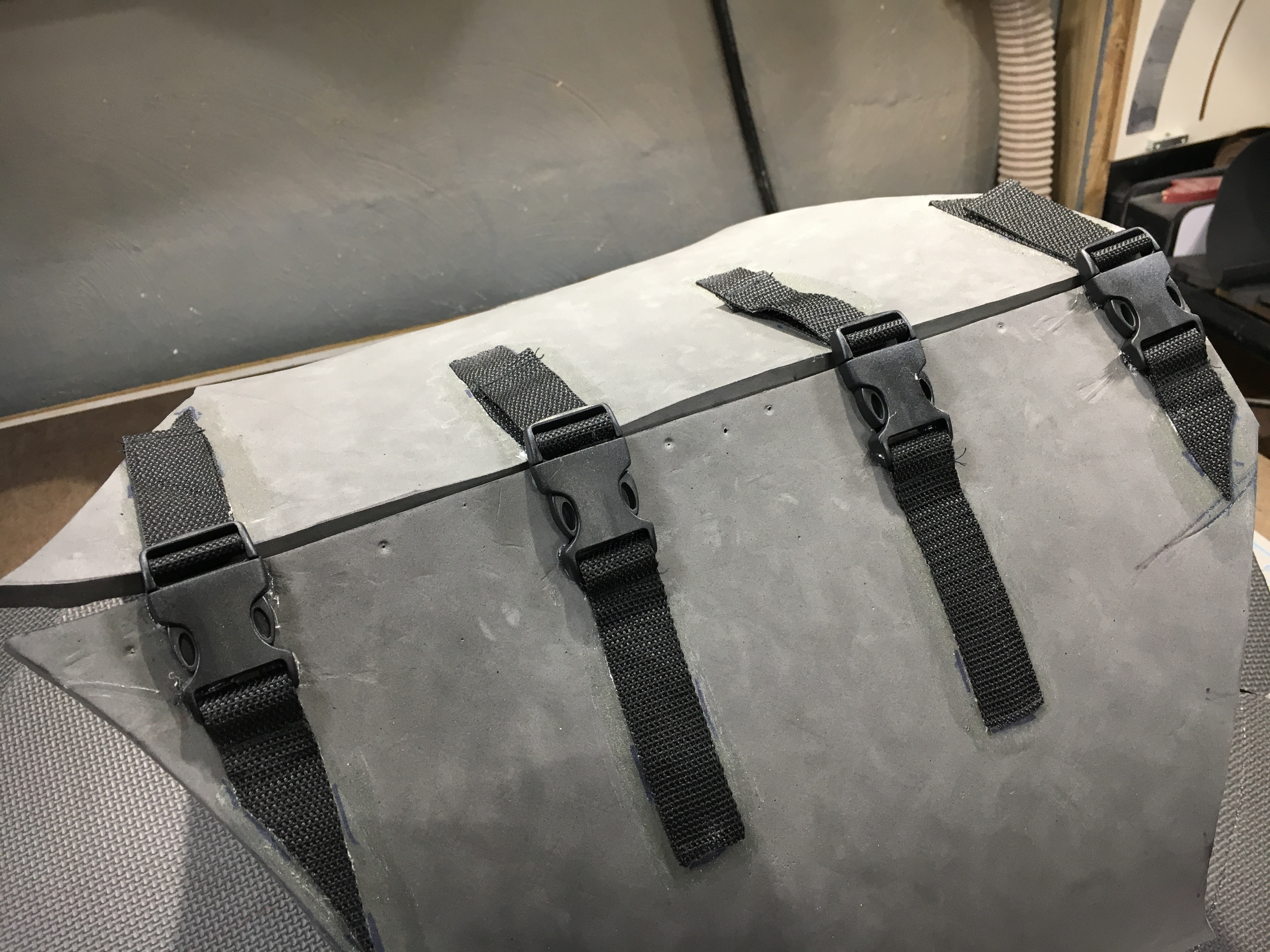 Picture of The Shell - Sides and Strapping