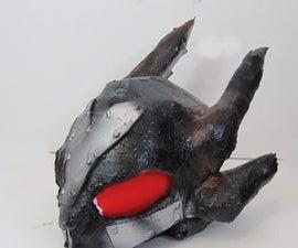 Skyrim deadric helmet