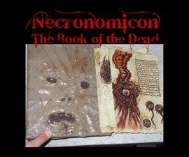 Necronomicon Ex Mortis:  the Book of the Dead!