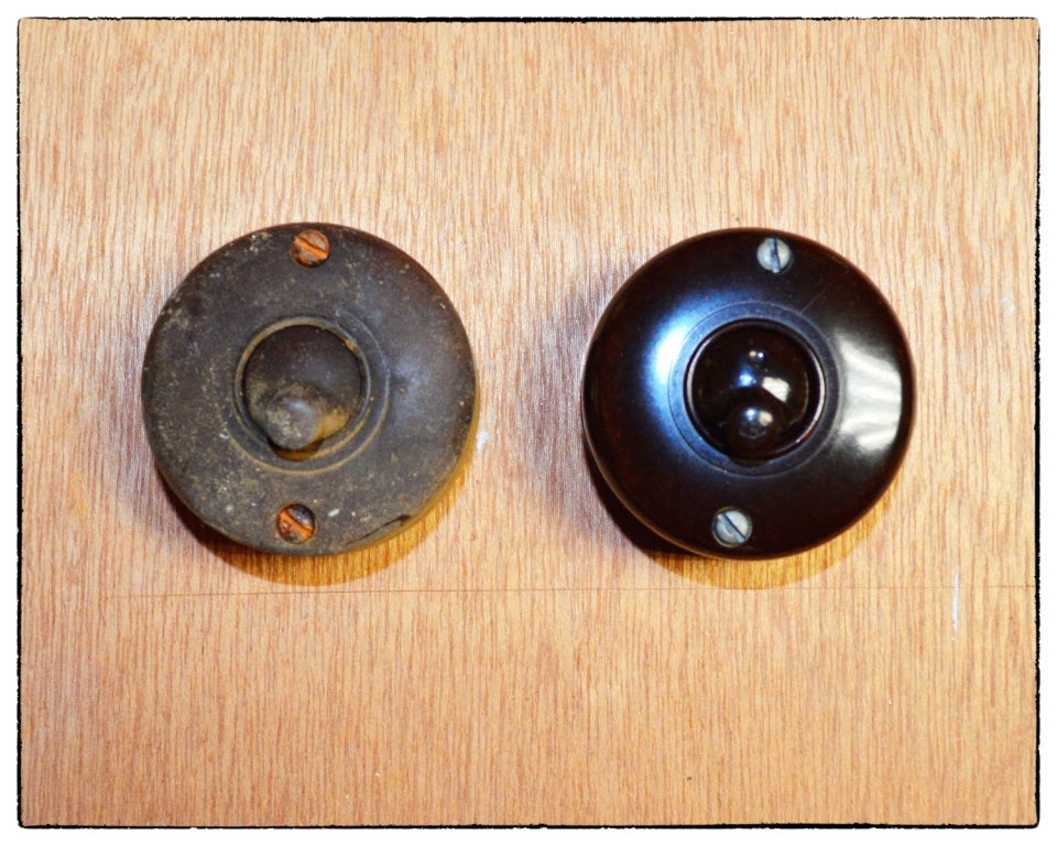 Restore Bakelite to Original Finish