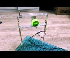 Make a Self Balancing Gyroscope