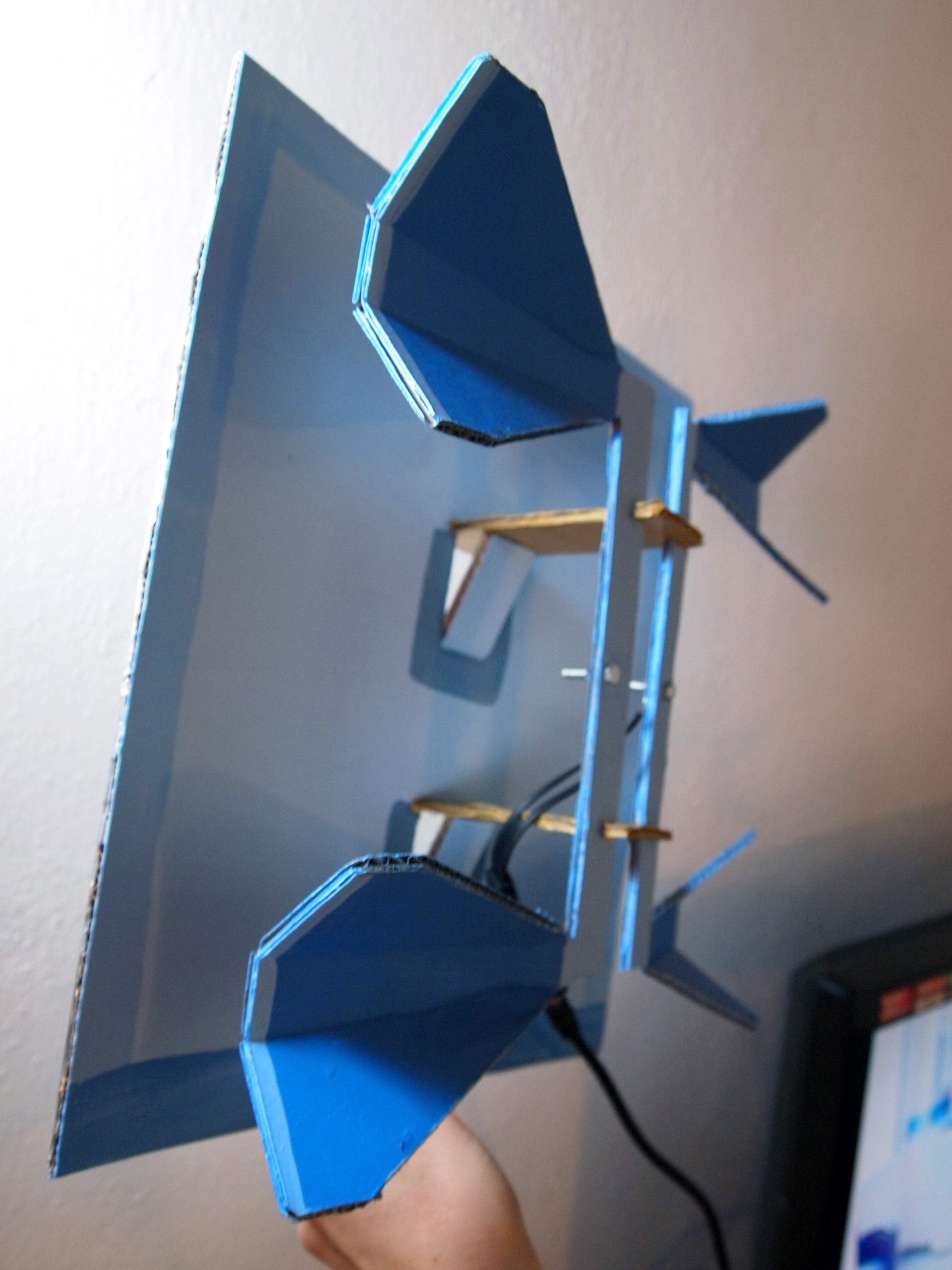 Picture of Powerful Modern Homemade HDTV Antenna