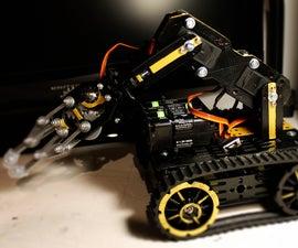 Arduino robot (italian version)