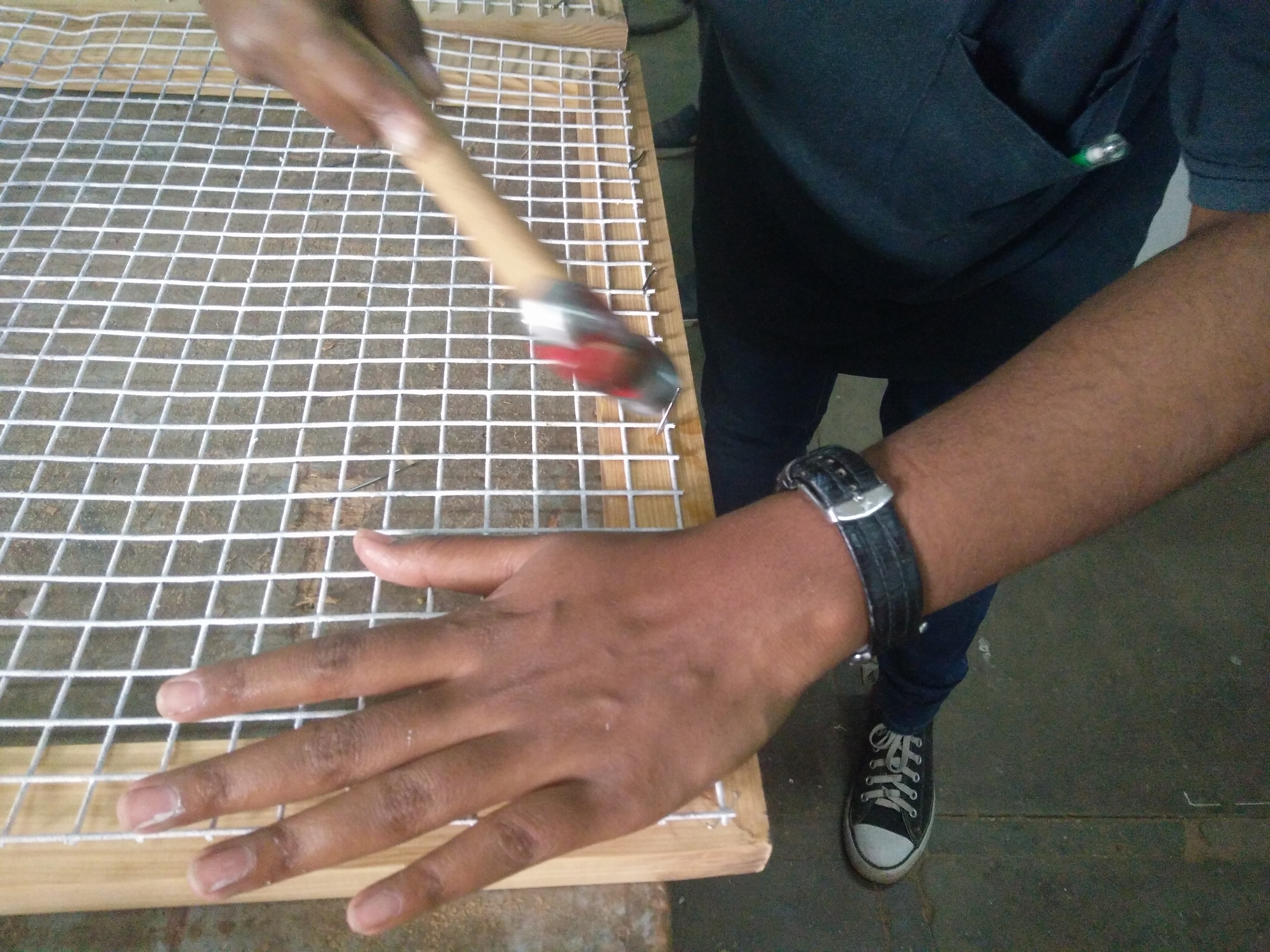 Picture of Still Making the Frames