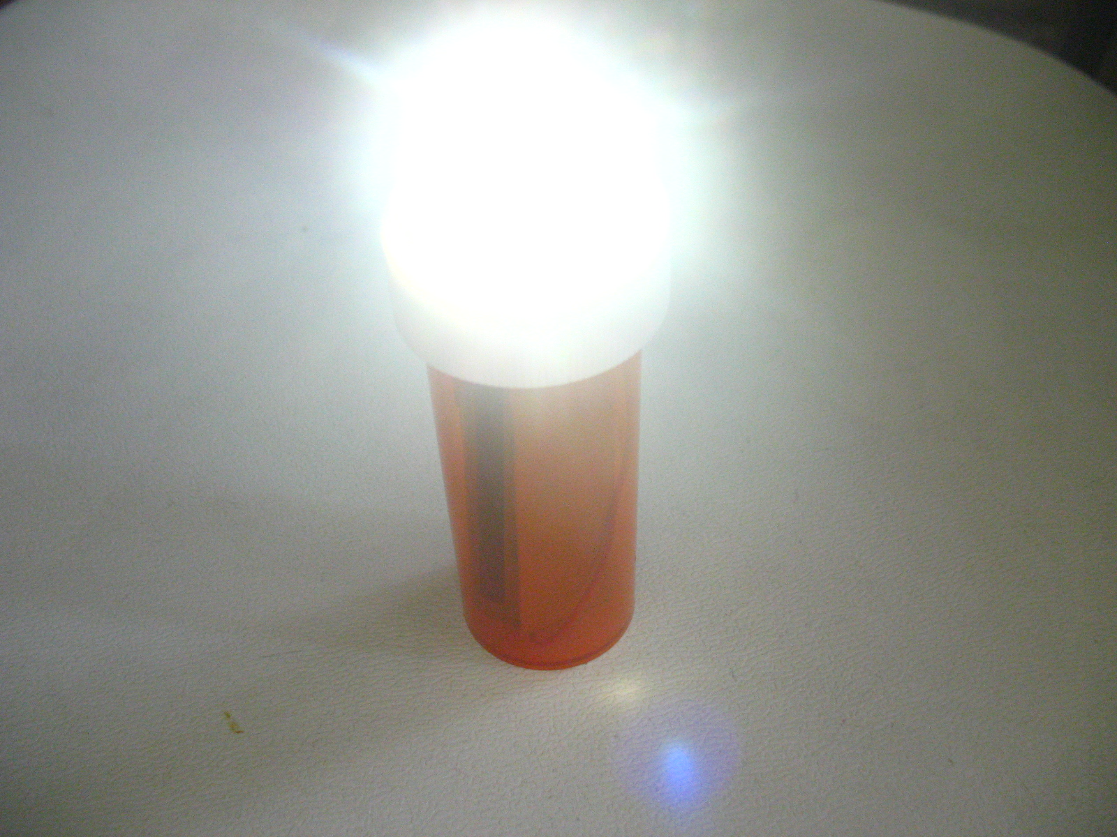 Picture of Bright Mini Rechargeable Flashlight/Lantern