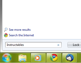 Picture of Add Internet Search to Windows Vista or Later.