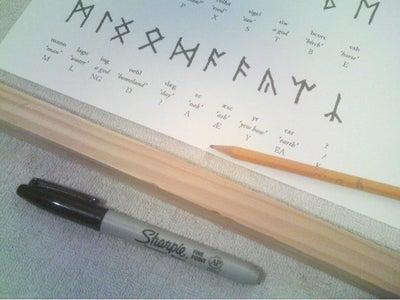 Decorate With Runes