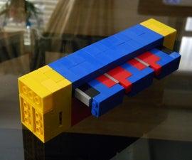 Lego Cryptex: A Concept Model